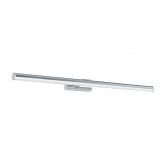 EGLO 97083 | Vadumi Eglo stenové svietidlo 1x LED 1700lm 4000K IP44 chróm, biela