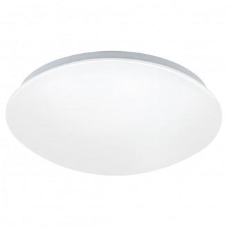 EGLO 97102 | Giron_M Eglo stenové, stropné svietidlo kruhový pohybový senzor 1x LED 1600lm 3000K biela