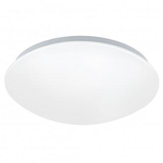 EGLO 97103 | Giron-M Eglo stenové, stropné svietidlo kruhový pohybový senzor 1x LED 2400lm 3000K biela