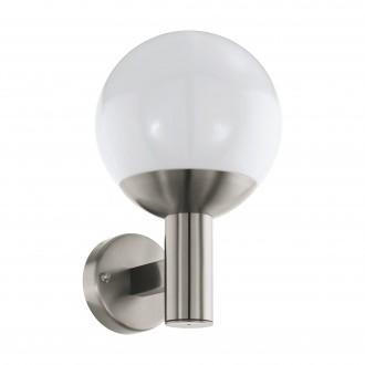 EGLO 97247 | EGLO-Connect-Nisia Eglo stenové múdre osvetlenie 1x E27 806lm 3000K IP44 chróm, biela