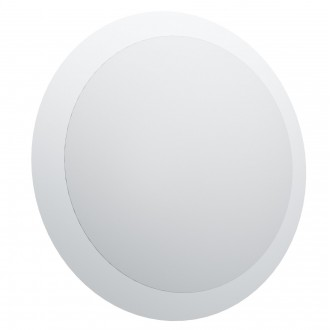 EGLO 97254 | Pilone Eglo stenové, stropné svietidlo kruhový 1x LED 950lm 3000K IP44 biela