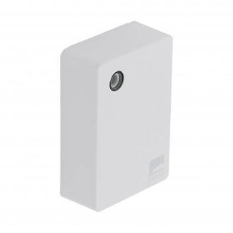 EGLO 97418 | Eglo svetelný senzor - súmrakový spínač doplnky štvorec IP44 biela