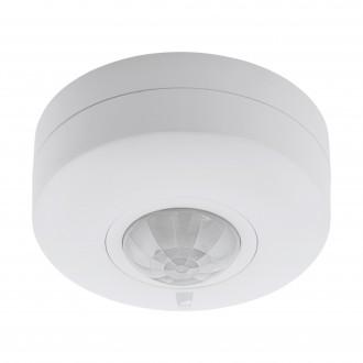 EGLO 97421 | Eglo pohybový senzor PIR 360° kruhový IP44 biela