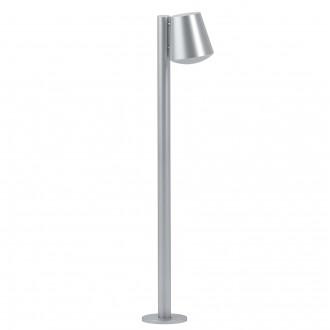 EGLO 97454 | Caldiero Eglo stojaté svietidlo 96,5cm 1x E27 IP44 zušľachtená oceľ, nehrdzavejúca oceľ, biela