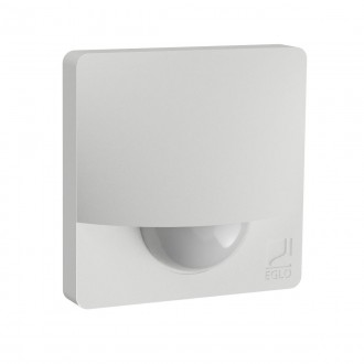 EGLO 97464 | Eglo pohybový senzor PIR 180° otočné prvky IP44 biela