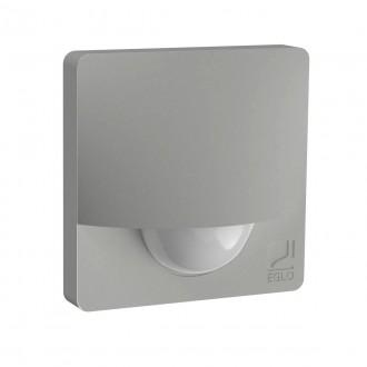 EGLO 97465 | Eglo pohybový senzor PIR 180° otočné prvky IP44 čierna