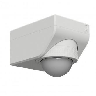 EGLO 97466 | Eglo pohybový senzor PIR 360° svetelný senzor - súmrakový spínač IP44 biela