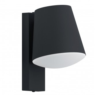 EGLO 97482 | EGLO-Connect-Caldiero Eglo stenové múdre osvetlenie 1x E27 806lm 3000K IP44 biela, antracit