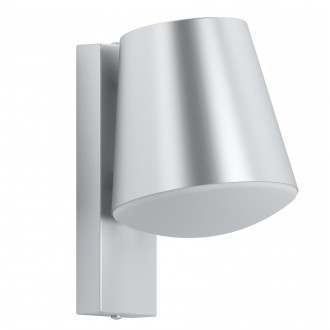 EGLO 97484 | EGLO-Connect-Caldiero Eglo stenové múdre osvetlenie 1x E27 806lm 3000K IP44 chróm, biela