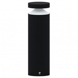 EGLO 97632   Melzo Eglo stojaté svietidlo 45cm 1x LED 950lm 3000K IP44 čierna, priesvitná