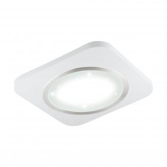 EGLO 97661 | Puyo-S Eglo stenové, stropné svietidlo 1x LED 3400lm 3000K biela, kryštálový efekt
