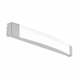 EGLO 97719 | Siderno Eglo osvetleni zrkadla svietidlo 1x LED 1700lm 4000K IP44 chróm, saténový