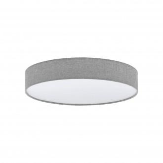 EGLO 97779   Romao Eglo stropné svietidlo diaľkový ovládač regulovateľná intenzita svetla, nastaviteľná farebná teplota 1x LED 4000lm 3000 <-> 5000K biela, sivé
