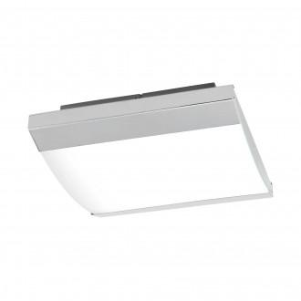 EGLO 97869 | Siderno Eglo osvetleni zrkadla svietidlo 1x LED 2900lm 4000K IP44 chróm, saténový