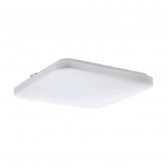 EGLO 97875 | Frania Eglo stenové, stropné svietidlo štvorec 1x LED 2000lm 3000K biela