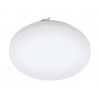 EGLO 97884 | Frania Eglo stenové, stropné svietidlo kruhový 1x LED 2000lm 3000K IP44 biela