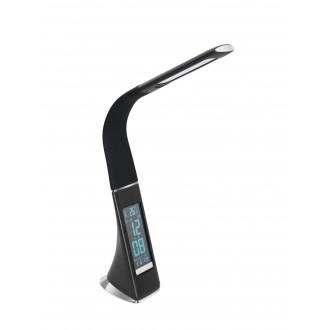 EGLO 97914 | Cognoli Eglo stolové svietidlo 51cm dotykový prepínač s reguláciou svetla regulovateľná intenzita svetla 1x LED 300lm 4000K čierna