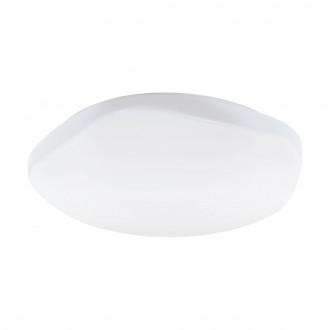 EGLO 97921 | EGLO-Connect-Totari Eglo stropné múdre osvetlenie diaľkový ovládač regulovateľná intenzita svetla, nastaviteľná farebná teplota, meniace farbu 1x LED 5400lm 2700 <-> 6500K biela, chróm