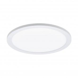 EGLO 97958 | EGLO-Connect-Sarsina Eglo stropné múdre osvetlenie diaľkový ovládač regulovateľná intenzita svetla, nastaviteľná farebná teplota, meniace farbu 1x LED 2100lm 2700 <-> 6500K biela