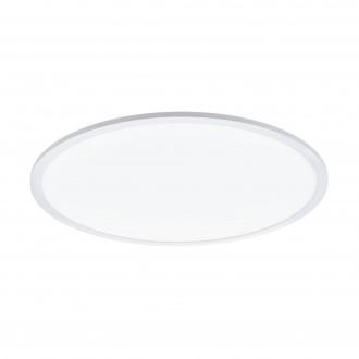 EGLO 97961 | EGLO-Connect-Sarsina Eglo stropné múdre osvetlenie diaľkový ovládač regulovateľná intenzita svetla, nastaviteľná farebná teplota, meniace farbu 1x LED 4250lm 2700 <-> 6500K biela