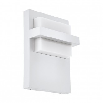 EGLO 98087 | Culpina Eglo stenové svietidlo 1x LED 830lm 3000K IP44 biela
