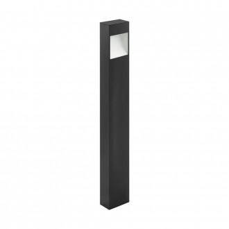 EGLO 98097   Manfria Eglo stojaté svietidlo 87cm 1x LED 1000lm 3000K IP44 antracit, biela