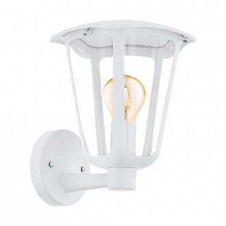 EGLO 98115   Monreale Eglo stenové svietidlo 1x E27 IP44 biela, priesvitné