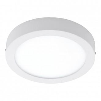EGLO 98171 | EGLO-Connect-Argolis Eglo stenové, stropné múdre osvetlenie kruhový regulovateľná intenzita svetla, nastaviteľná farebná teplota 1x LED 1600lm 2700 <-> 6500K IP44 biela