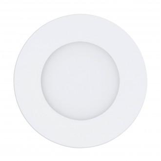 EGLO 98212   EGLO-Access-Fueva Eglo zabudovateľné Access LED panel kruhový diaľkový ovládač regulovateľná intenzita svetla, nastaviteľná farebná teplota, časový spínač, nočné svetlo Ø120mm 1x LED 700lm 2700 <-> 6500K biela