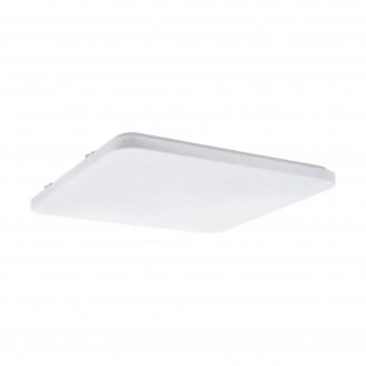 EGLO 98447   Frania Eglo stropné svietidlo štvorec 1x LED 5700lm 3000K biela