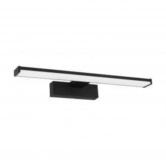 EGLO 98907 | Pandella-1 Eglo stenové svietidlo 1x LED 900lm 4000K IP44 čierna, biela