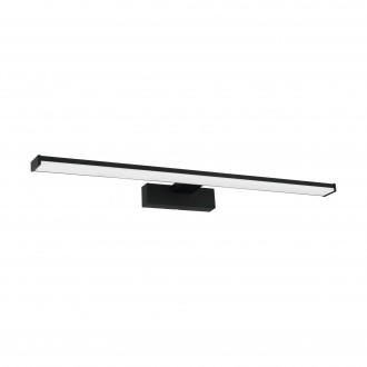 EGLO 98908 | Pandella-1 Eglo stenové svietidlo 1x LED 1350lm 4000K IP44 čierna, biela