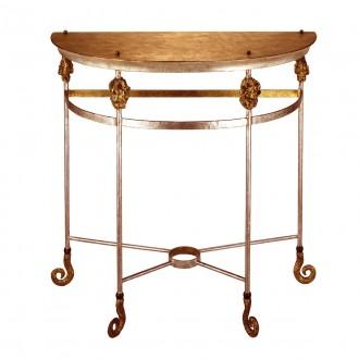 ELSTEAD FB/ARMORY CS/TBL | Elstead doplnky stôl ručne maľované starožitná zlata