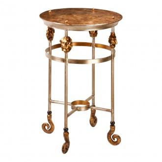 ELSTEAD FB/ARMORY S/TBL | Elstead doplnky stôl ručne maľované starožitná zlata