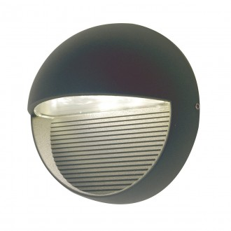 ELSTEAD FREYR-R | Freyr Elstead stenové svietidlo 1x LED 260lm IP54 grafit