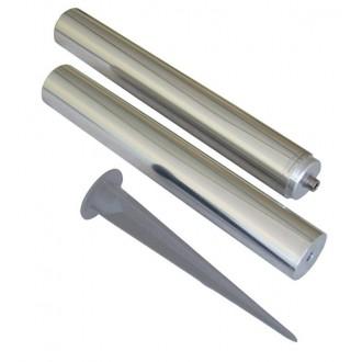ELSTEAD GZ-ELITE-POLE-A | Bronze-Elite-Fusion Elstead stĺp svietidla doplnok eloxovaný hliník