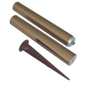 ELSTEAD GZ-ELITE-POLE-B | Bronze-Elite-Fusion Elstead stĺp svietidla doplnok mosadz