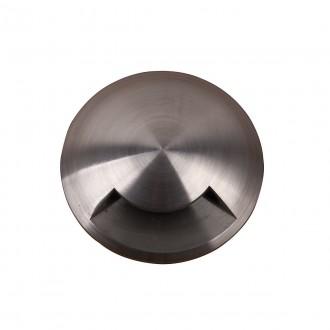 ELSTEAD GZ/FUSION3 | Bronze-Elite-Fusion Elstead zabudovateľné svietidlo Ø90mm 90x90mm 3x LED 300lm 3000K IP65 zušľachtená oceľ, nehrdzavejúca oceľ
