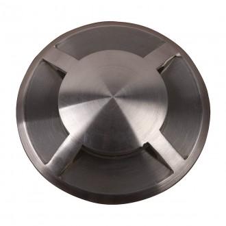 ELSTEAD GZ-FUSION9 | Bronze-Elite-Fusion Elstead zabudovateľné svietidlo Ø90mm 90x90mm 3x LED 300lm 3000K IP65 zušľachtená oceľ, nehrdzavejúca oceľ