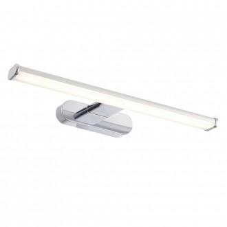 ENDON 76657   Moda-EN Endon rameno stenové svietidlo 1x LED 600lm 4000K IP44 chróm, morené
