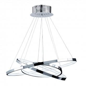 ENDON KLINE-3CH | Kline Endon visiace svietidlo 3x LED 3090lm 3000K chróm, morené