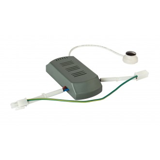GLOBO 0390 | Globo diaľkový ovládač IR prepínač s reguláciou svetla regulovateľný biela, sivé
