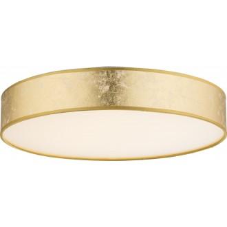 GLOBO 15187D2 | Amy Globo stropné svietidlo 1x LED 2200lm 3000K biela, zlatý