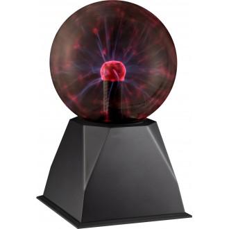 GLOBO 28011 | Globo doplnky plazma guľa dvojpolohový prepínač 1x čierna, priesvitné