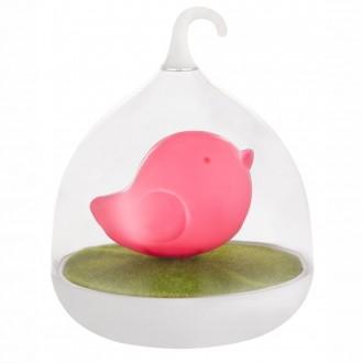 GLOBO 28038P   Ampato Globo stolové svietidlo 17cm dotykový prepínač s reguláciou svetla regulovateľná intenzita svetla, USB prijímač 4x LED ružová, biela, zelená