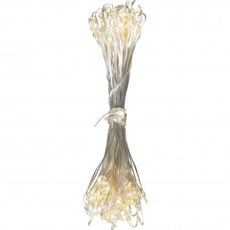 GLOBO 29950-100 | Venuto-V Globo dekor svietidlo prepínač 100x LED biela