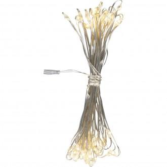 GLOBO 29950-50 | Venuto-V Globo dekor svietidlo prepínač 50x LED biela