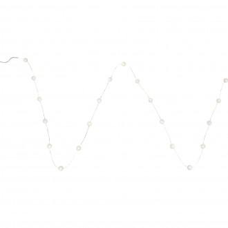 GLOBO 29954-20 | Venuto-I Globo dekor svietidlo prepínač 20x LED biela