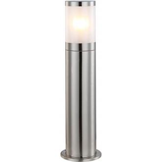 GLOBO 32015 | Xeloo Globo stojaté svietidlo 50cm 1x E27 IP44 oceľové, opál