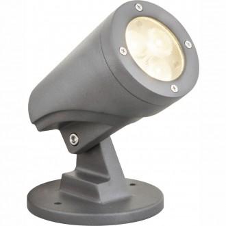 GLOBO 32089S   Molly Globo zapichovacie svietidlo otočné prvky 1x LED 268lm 3000K IP65 čierna
